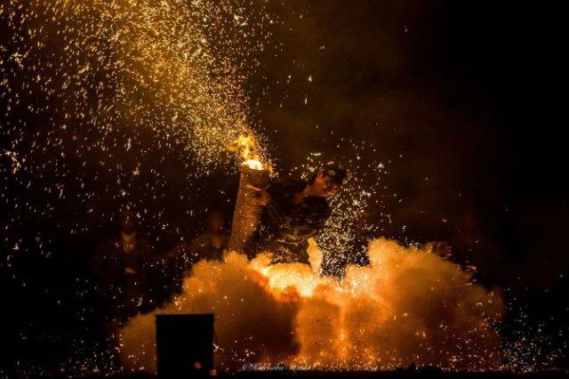Festivalul Artificiilor: Traditiile explozive ale japonezilor - Poza 10
