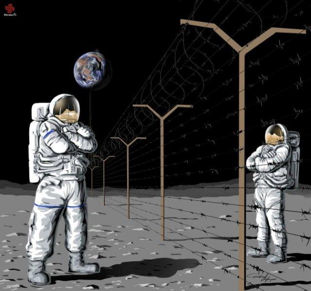 Nenorocirile lumii, in ilustratii satirice - Poza 6
