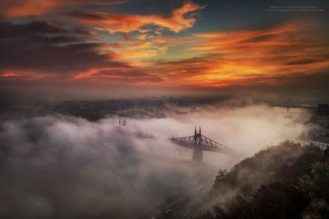 Budapesta, de sus in jos, in poze superbe - Poza 5