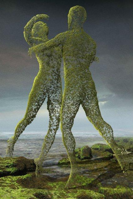Partea intunecata a societatii moderne in ilustratii controversate - Poza 12