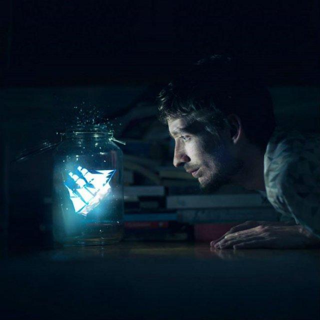 Realitatea, transformata in aventuri suprarealiste