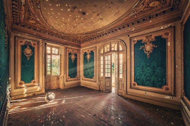 Locuri abandonate superbe, in poze fascinante