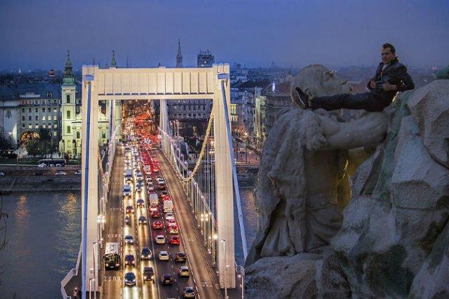 Budapesta, de sus in jos, in poze superbe - Poza 7