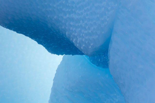 Grandoarea ghetarilor din Antarctica - Poza 10