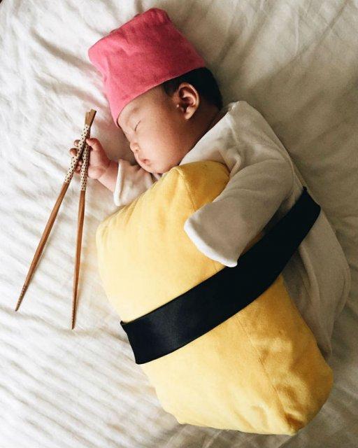 Cea mai dulce fetita, in costume haioase - Poza 14
