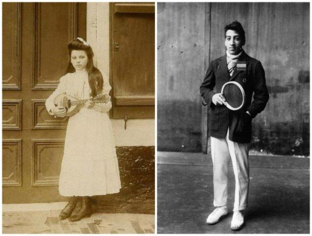 Moda adolescentilor in secolul XX - Poza 13