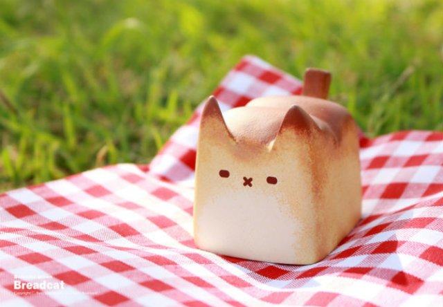 Pentru iubitoriii de feline: Pisicute decorative, de Rato Kim