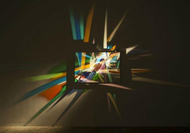 Picturi cu lumina: Prima forma de arta unica din acest secol - Poza 8