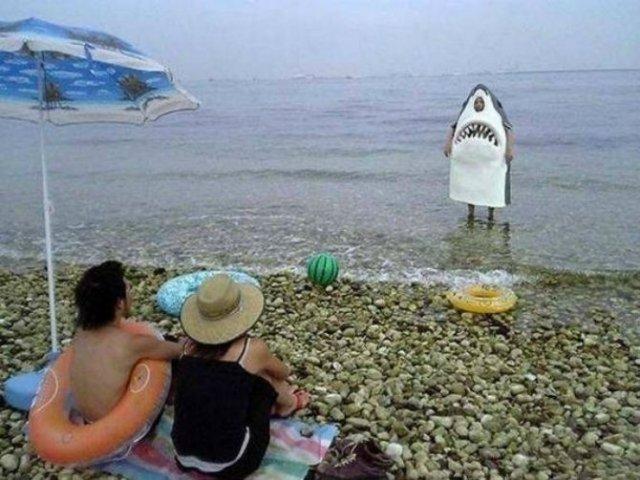 Momente haioase de pe litoral, in imagini savuroase - Poza 2
