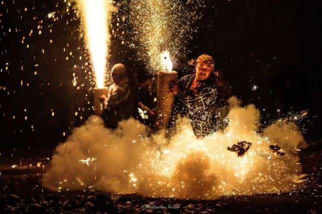 Festivalul Artificiilor: Traditiile explozive ale japonezilor - Poza 9