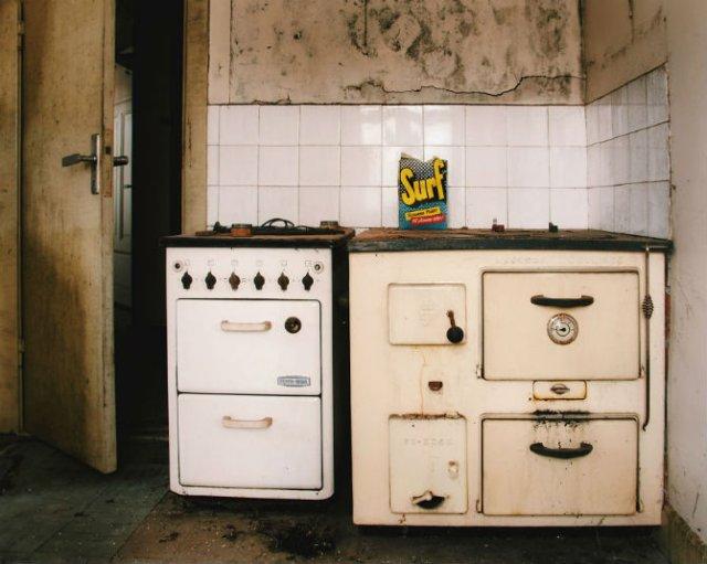 Frumusetea caselor abandonate de pe taramurile nordice - Poza 6