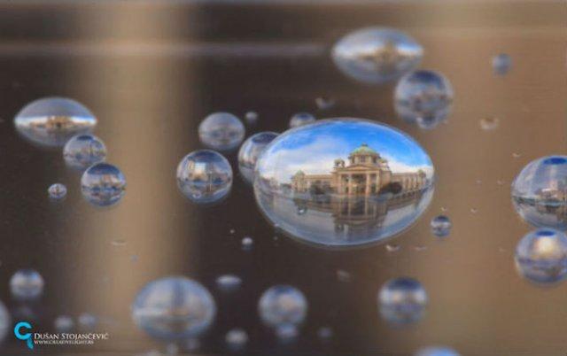 Metropolele lumii, in picaturi de apa - Poza 8
