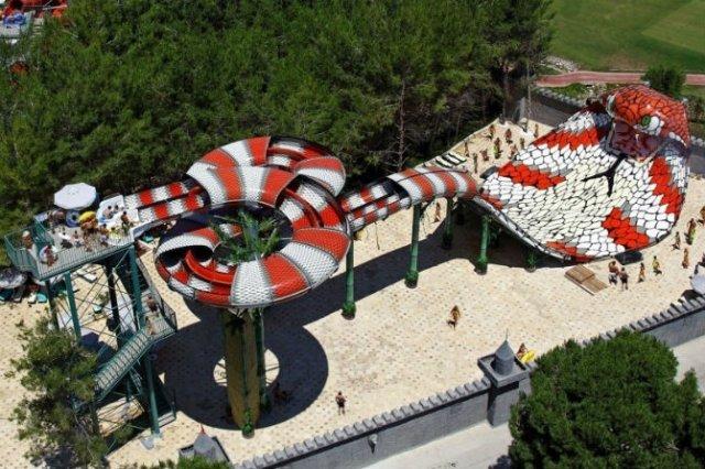 Pentru clipe racoroase: 20+ Parcuri acvatice spectaculoase - Poza 19
