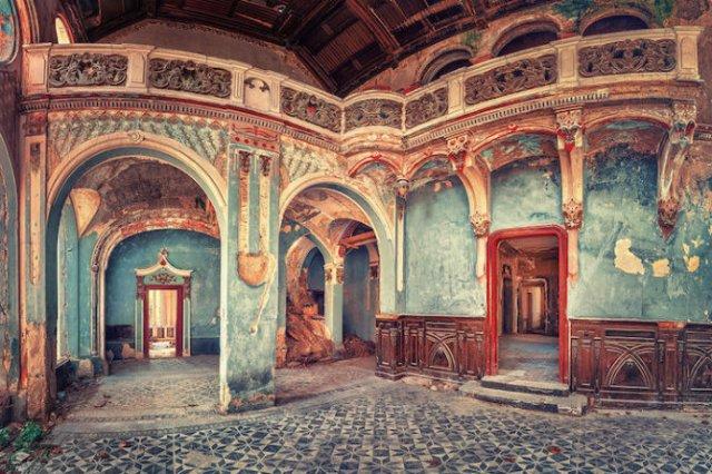 Locuri abandonate superbe, in poze fascinante - Poza 4