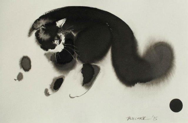 Pisici din cerneala, cu Endre Penovac - Poza 4
