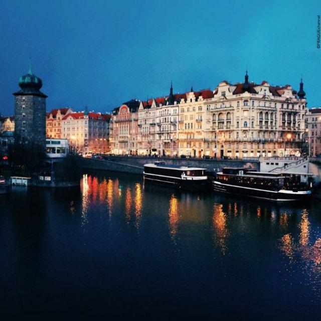 Praga, in ipostaze superbe - Poza 15