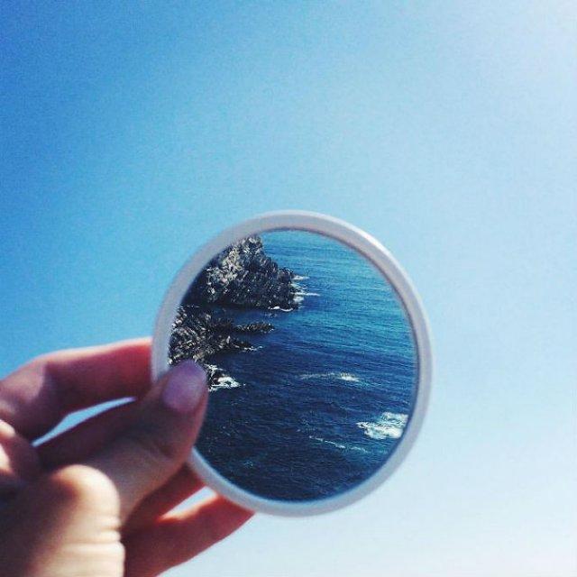 Lumea vazuta printr-o oglinda - Poza 10