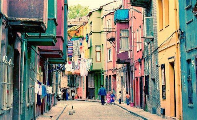 Un deliciu vizual: Cele mai colorate destinatii din lume - Poza 11