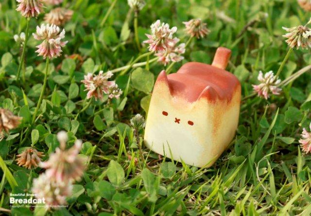 Pentru iubitorii de feline: Pisicute decorative, de Rato Kim - Poza 7