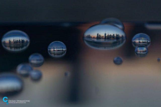 Metropolele lumii, in picaturi de apa - Poza 1