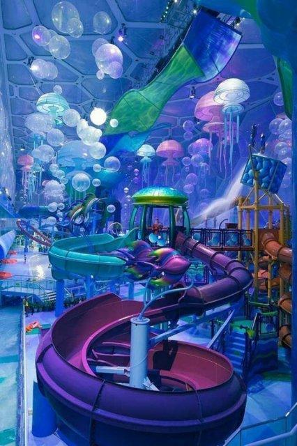 Pentru clipe racoroase: 20+ Parcuri acvatice spectaculoase - Poza 7