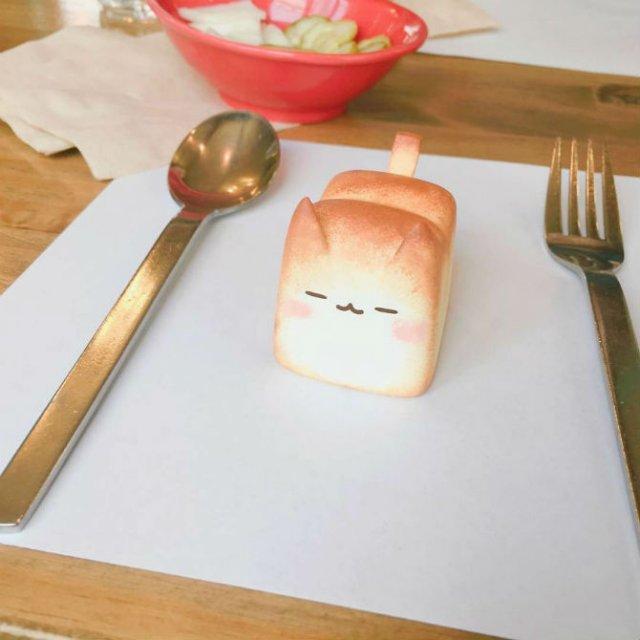 Pentru iubitorii de feline: Pisicute decorative, de Rato Kim - Poza 5