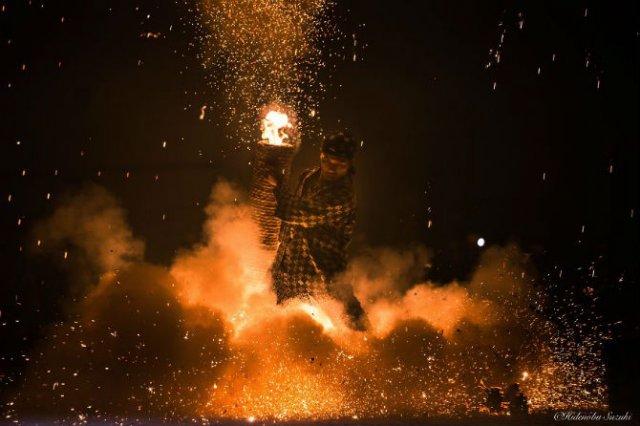 Festivalul Artificiilor: Traditiile explozive ale japonezilor - Poza 8