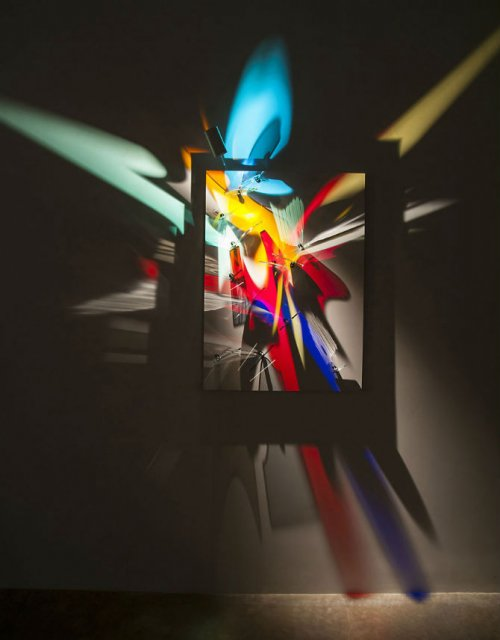 Picturi cu lumina: Prima forma de arta unica din acest secol - Poza 7
