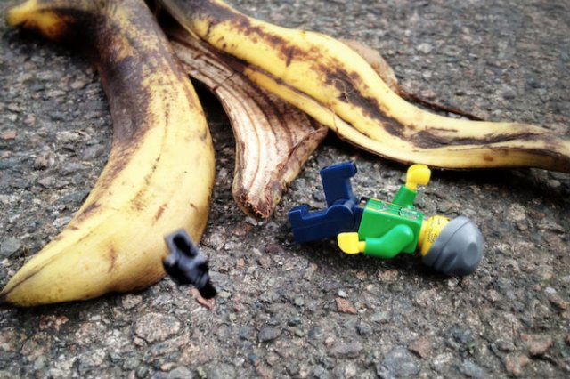 Aventurile unui omulet Lego prin Londra - Poza 9