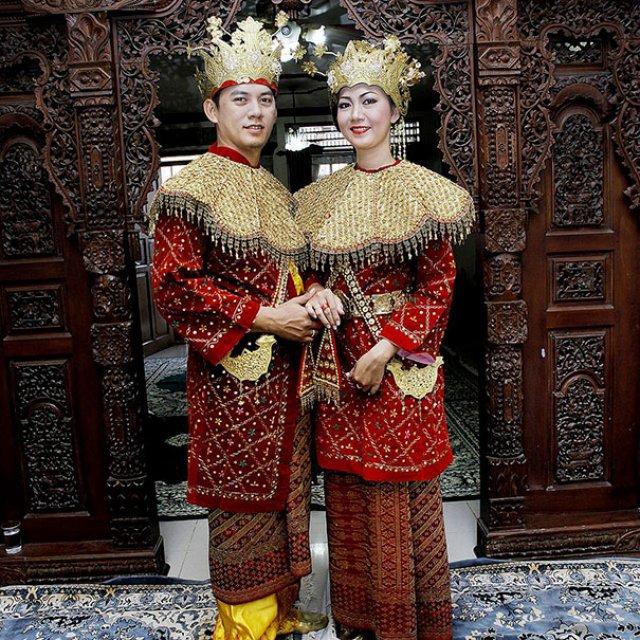 Tinute traditionale de nunta, din jurul lumii - Poza 14
