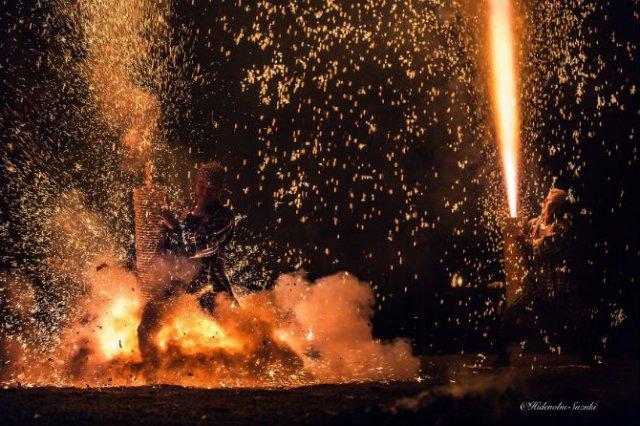 Festivalul Artificiilor: Traditiile explozive ale japonezilor - Poza 7