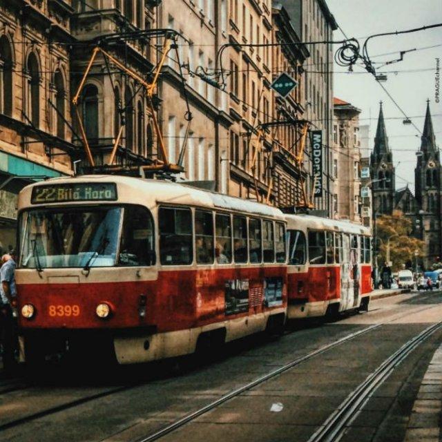 Praga, in ipostaze superbe - Poza 14