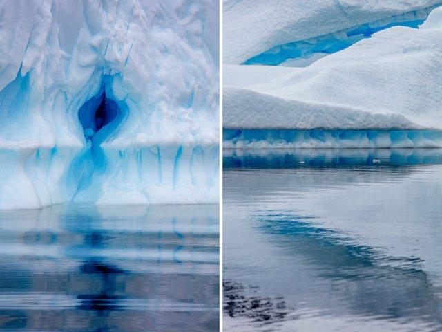Grandoarea ghetarilor din Antarctica - Poza 7