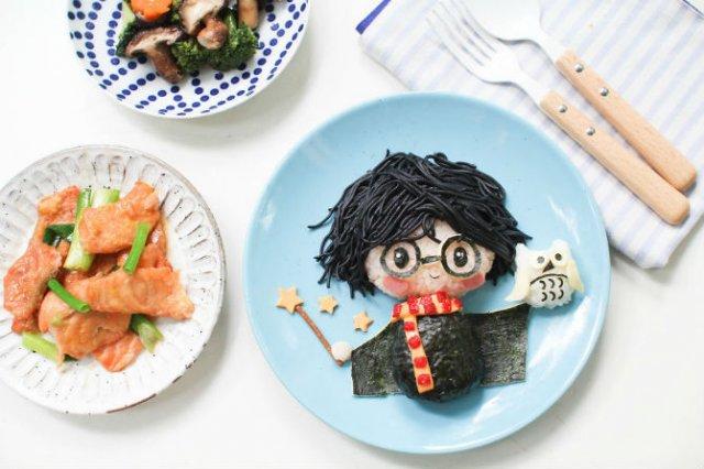 Personaje din desene animate comestibile - Poza 12