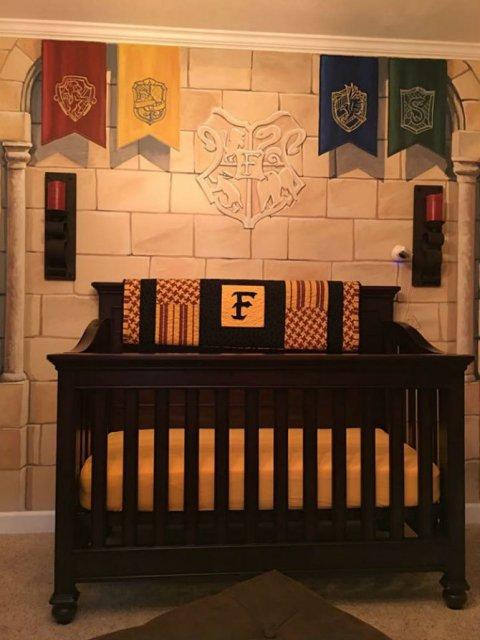 Harry Potter si cel mai fericit bebelus din lume - Poza 7