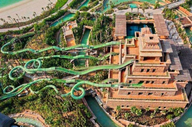 Pentru clipe racoroase: 20+ Parcuri acvatice spectaculoase - Poza 1