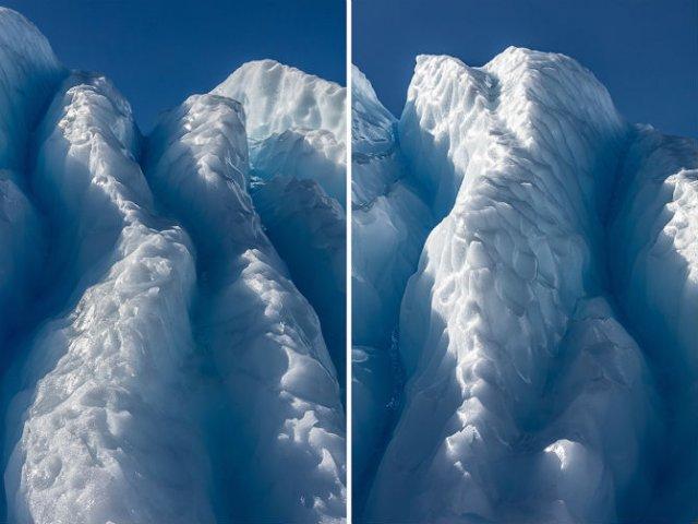 Grandoarea ghetarilor din Antarctica - Poza 5