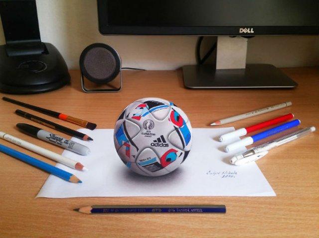 Desene 3D, pentru bruiajul privitorilor - Poza 8