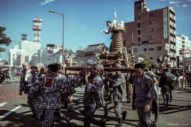 Festivalul Artificiilor: Traditiile explozive ale japonezilor - Poza 2