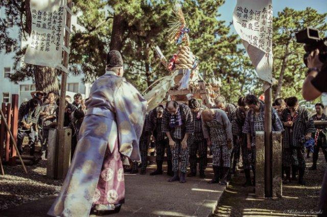 Festivalul Artificiilor: Traditiile explozive ale japonezilor - Poza 4