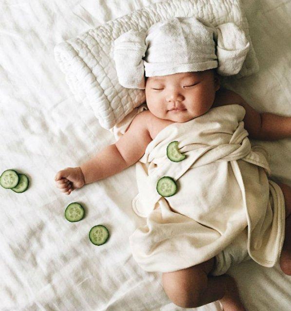 Cea mai dulce fetita, in costume haioase - Poza 12