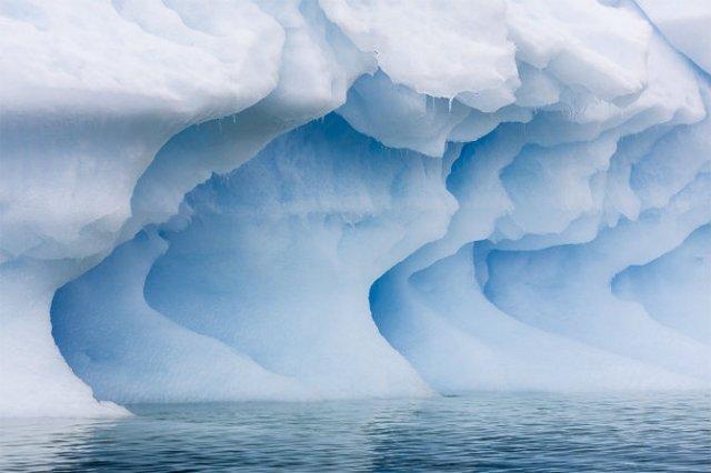 Grandoarea ghetarilor din Antarctica - Poza 2