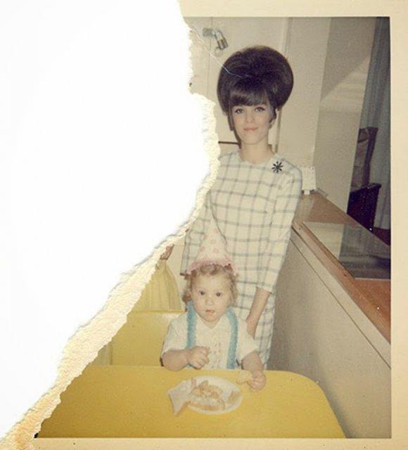 Marimea a contat mereu: Coafuri supradimensionate din anii `60 - Poza 8