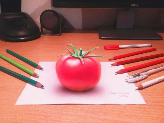 Desene 3D, pentru bruiajul privitorilor - Poza 6