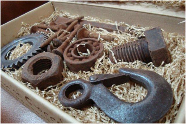 Arta, dulce arta: Creatii delicioase din ciocolata - Poza 3