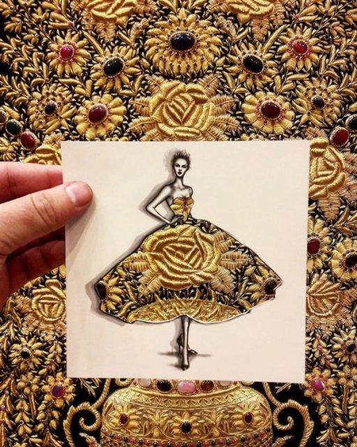 Moda cu nori si cladiri, de Shamekh Bluwi - Poza 10