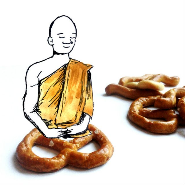 Obiecte banale transformate in ilustratii haioase - Poza 3