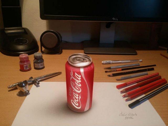 Desene 3D, pentru bruiajul privitorilor - Poza 4