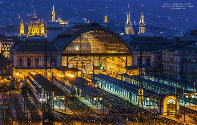 Budapesta, de sus in jos, in poze superbe - Poza 9