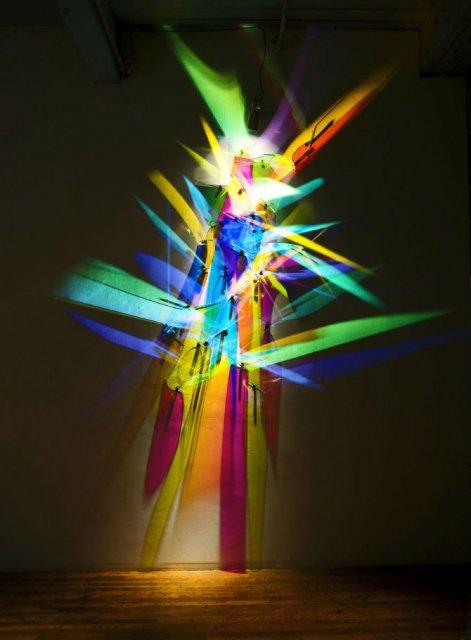 Picturi cu lumina: Prima forma de arta unica din acest secol - Poza 14